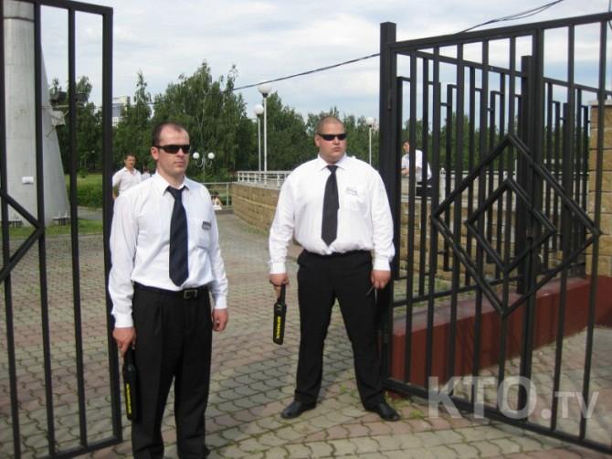 Охрана частного дома в москве вакансии